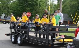 Parade This Saturday