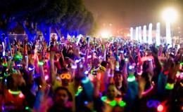 Glow run July 31