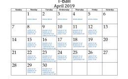 HYRA Practice Schedule