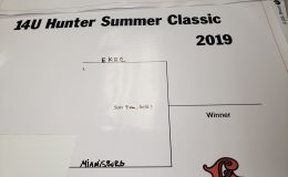 Complete Hunter Summer Classic Sunday brackets