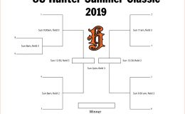 Hunter Summer classic Sunday Brackets