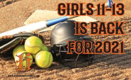 Girls 11-13 is back