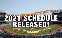 HYRA Practice Schedules